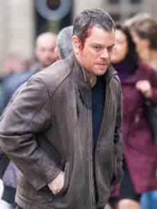 Окровавленный Мэтт Деймон носится по улицам Лондона