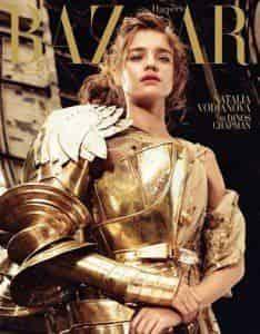 Наталья Водянова – Филантроп года от версии Harper's Bazaar