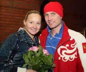 Оксана Домнина вернулась к Роману Костомарову