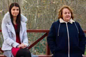 Дом 2: Ольга Васильевна и Алиана серьезно поругались