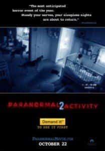 Майкл К. Уильямс и фильм Паранормальное явление 2