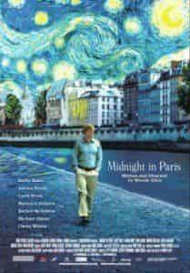 Кэти Бейтс и фильм Полночь в Париже