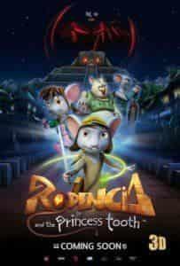 кадр из фильма Приключения мышонка 3D