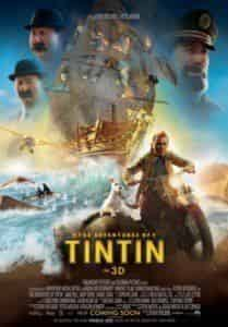 Кэри Элвес и фильм Приключения Тинтина: Тайна единорога