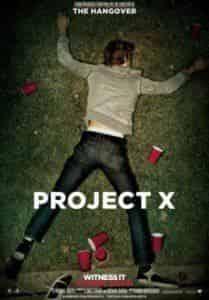 Проект X: Ночь без родителей