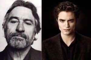Роберт Де Ниро и Роберт Паттинсон образуют актерский тандем