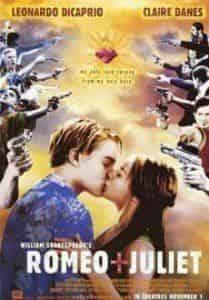 кадр из фильма Ромео и Джульетта
