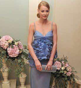 Светлана Ходченкова ждет первенца?