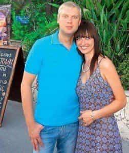 Сергей Светлаков познакомил супругу с дочерью