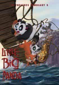 кадр из фильма Смелый Большой Панда 3D