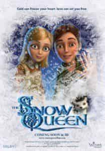 кадр из фильма Снежная Королева 3D