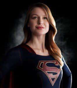 Супергерл задержится на канале CBS
