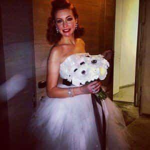Татьяна Геворкян вышла замуж