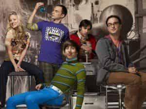 Теория большого взрыва – лучший комедийный сериал
