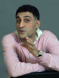 Тигран Кеосаян устроит романтик на олимпиаде в Сочи