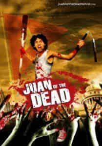 кадр из фильма Хуан - истребитель кубинских зомби