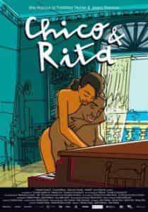 кадр из фильма Чико и Рита