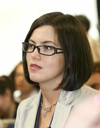 Дарья фиалко заняла пост генерального