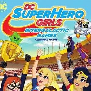 кадр из фильма DC девчонки-супергерои: Межгалактические игры