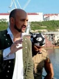 Гоша Куценко и фильм Дерзкие дни (2007)