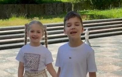 Дети Максима Галкина зачитали в честь его юбилея рэп