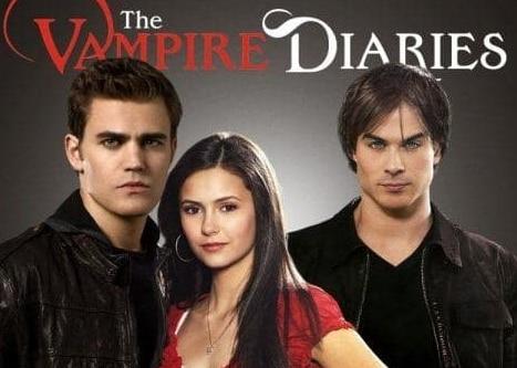 кадр из фильма Дневники вампира