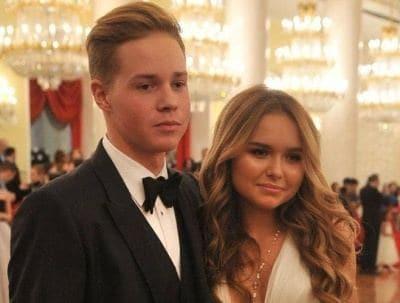 Дочь Дмитрия Маликова рассталась с наследником миллиардера