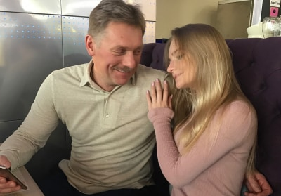 Дочь Дмитрия Пескова устроила отцу имениннику трогательный сюрприз