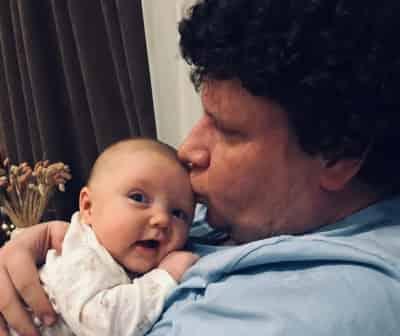 Дочери звезды Я худею Евгения Кулика исполнилось 7 месяцев