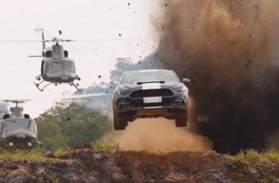Драки, гонки и Pontiac на реактивной тяге: опубликован трейлер нового Форсажа