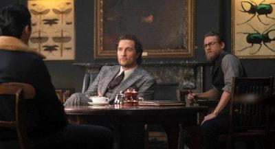Джентельмены стал самым кассовым фильмом Ричи в России