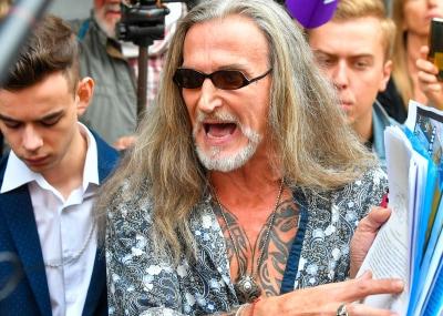 Джигурда собрался пробежать голым по Красной площади из за Ефремова