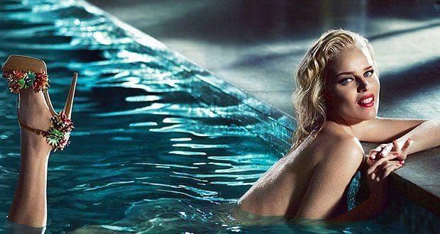 Фото моделей в бассейне фото 578-689