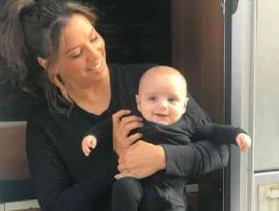 Ева Лонгория не щадит себя на тренировках после родов
