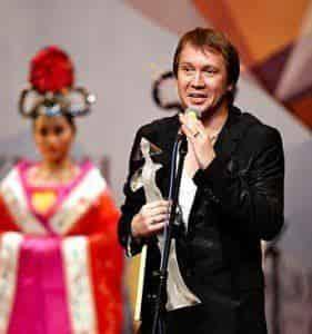 Евгений Миронов – лучший театральный актер