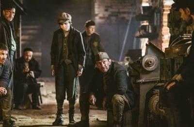 Фильм Собибор взял Гран при фестиваля Золотая башня