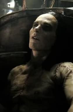 кадр из фильма Франкенштейн