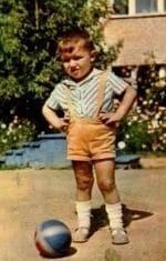 Алексей Макаров и фильм Футбол нашего детства