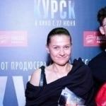 Голубкина пришла на премьеру Курска с подросшим сыном, а Соколовский — в гордом одиночестве