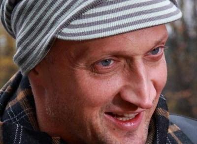 Гоша Куценко завел голубой Запорожец