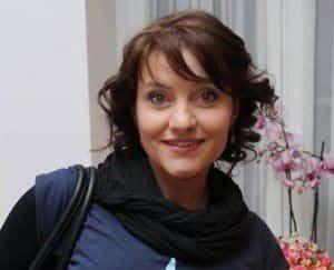 Инга Оболдина впервые стала матерью