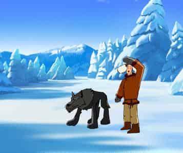 Иван царевич и серый волк рулят