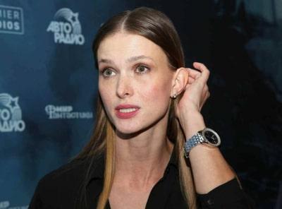 Иванова не пыталась скрыть беременность на съемках в Триггере
