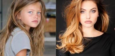Как изменилась девочка, которую в 4 года считали одной из самых красивых в мире