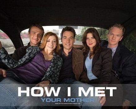 кадр из фильма Как я встретил вашу маму
