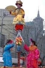 Карина Андоленко и фильм Китайский Новый год