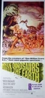 Роберт Патрик и фильм Когда на земле царили динозавры