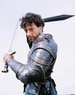 кадр из фильма Король Артур