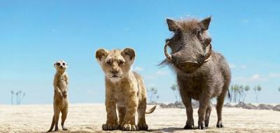 Король лев вошел в десятку самых кассовых проектов в истории