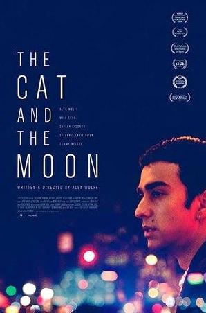 кадр из фильма Кошка и Луна